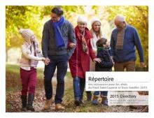 Répertoire des ressources pour les aînés du haut-Saint-Laurent